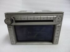 2008 2009 Lincoln MKZ Radio 6CD Player Navigation Bluetooth 8H6T18K931DA OEM#26C