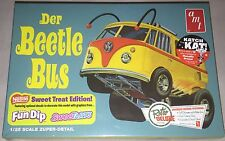 AMT Beetle Bus Volkswagen Van Show Rod 1/25 plastic model car kit new 992
