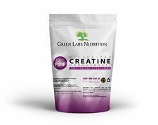 Creatine Monohydrate Pure Powder 500g FREE WORLD SHIPPING !