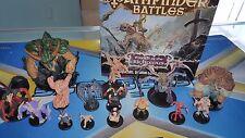 J Pathfinder Battles Demon Army Deskari, Treachery, Toad, Death, Wrath, Slime, +