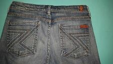 "7 For All Mankind ""Flynt"" Bootcut Women's Jeans size 27, inseam 30"