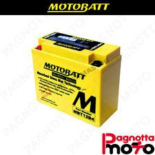 BATTERIE PRÉCHARGÉ MOTOBATT MBT12B4 APRILIA SPORT CITY 200 2004>2007