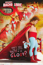 POSTER:MOVIE REPRO: NICKELODEON'S NACHO LIBRE - ACTION  FREE SHIP #8744  RP92 L