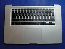 """MacBook Pro A1286 15"""" 2010 MC372LL Top Case with Keyboard & Trackpad 661-5481"""