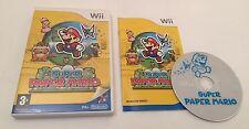 Super Paper Mario Nintendo Wii Complete PAL