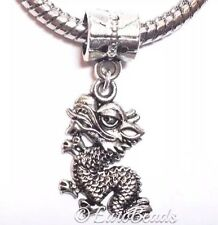 CHINESE DRAGON_European Bead Fits charm bracelet or necklace_mythical_F24