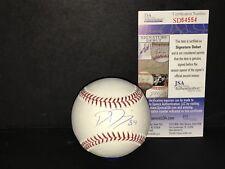 Dane Dunning Chicago White Sox JSA COA Sig Debut Autographed Signed Baseball
