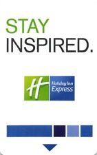 Hotel Key Card - Stay Inspired - Holiday Inn Express - USA-03495