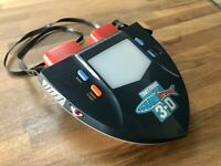 Retro Tomytronic 3D Shark Attack Vintage 1983 Rare Handheld Electronic Game