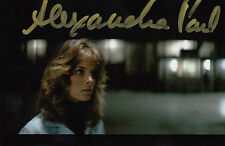 Alexandra Paul actress in Baywatch, Stephen King's Christine SIGNED 4x6 PHOTO