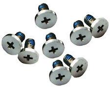 "Lot 8 screw bottom screw set for Apple Macbook 13"" unibody white A1342"