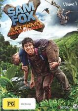 Sam Fox: Extreme Adventures: Volume 1  - DVD - NEW Region 4