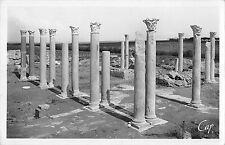 BR71067 carthage  tunisia les colonnes africa real photo