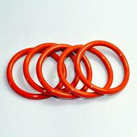 5pcs 44mm Tube Damper Silicon Ring fit vaccum tube KT88 6550 KT66 Audio Amps