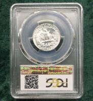 1958 PCGS MS 64 FS-901 Type B Reverse Silver Quarter, Proof Die Type, Semi PL