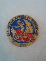 Vintage German UNKNOWN Regiment DI DUI Unit Crest Insignia