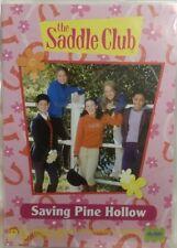 The Saddle Club Saving Pine Hollow (DVD) REGION 4 - SADDLE CLUB SHOW