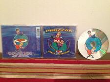 Hot Show by Prozzäk music cd Case-disc & insert