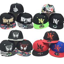 Cool Enfants Snapback Casquette Baseball Bonnet Unisexe new York neuf
