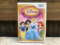 Disney Princess: Enchanted Journey (Nintendo Wii Game, 2007) COMPLETE - TESTED