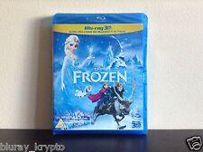 Frozen - Walt disney [Blu-ray 3D + Blu-ray] *NEW*