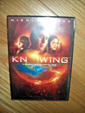 **BUY**Knowing (DVD, 2009)**Nicholas Cage**Wonderful Condition!