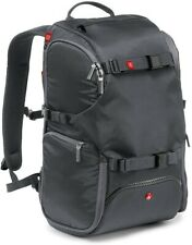 Manfrotto Advanced Travel Backpack Camera Photo - Charcoal Grey