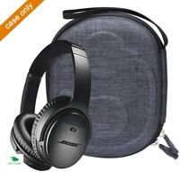 Bose Headphones Case Hard Storage Carrying Wireless Quietcomfort 35 Earphones
