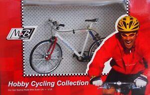 MB Diecast Triathlon Racing Bike Model 1:10 scale - Bicycle M & B Hobby Cycling
