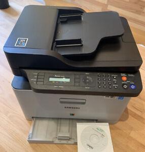 Samsung Xpress SL-C460FW Farb-Laser-Multifunktionsdrucker