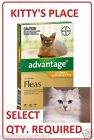 Advantage Flea Treatment for KITTENS & SMALL CATS up to 4kg