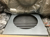 Lytron COPPER OEM COIL HEAT EXCHANGER WITH BEADED FITTINGS AND FAN PLATE