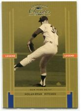 2005 Donruss Classics 230 Nolan Ryan LGD 141/1000 Legend