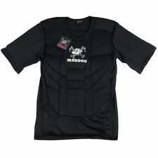 Maddog Pro Padded Paintball Airsoft Chest Protector Shirt Small Medium Open Box
