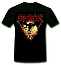 Enforcer - Into The Night - T-Shirt -  Größe Size L - Neu