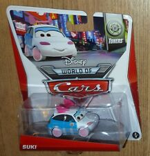 New Disney Cars Suki Mattel diecast