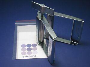 1.8u Al Ribbon Foil and Tube-Wringer Combo - 1 foil sheet and wringer DIY KIT