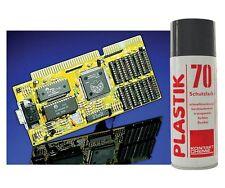 Plastik 70- Schutzlack &Elektronikreiniger   400 ml (36,75 €/L)