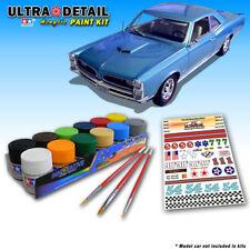 Pr5010 Tamiya Paint Set 16pc Ultra Detail Paint Kit 1/24 1/25 Scale
