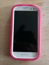 Samsung Galaxy S III White Smartphone