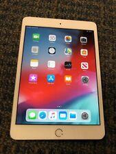 Apple iPad Mini 3 16gb WiFi MGGT2LL/A, White/Silver 30 day warranty *Nice*