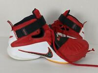 NIKE Zoom LeBron Soldier 9 749417-606 Basketball Shoes size US 8