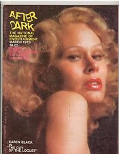 AFTER DARK entertainment magazine/KarenBlack/Tim Curry Rocky Horror Show 3-75