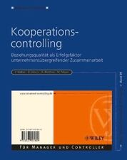 Weber-Kooperationscontrolling BOOK NEW