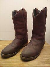 Cabela's Men's Dark Brown Wellington Boots 8.5D Gore-tex Thinsulate Ultra, VGC