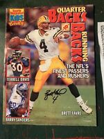 Brett Favre Signed Autographed Sports Illustrated Kid Magazine Cover Packers COA