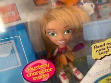 Secret Central Class Of '04 The Big Game 2 Dolls Inside! Hasbro Nib Nrfb