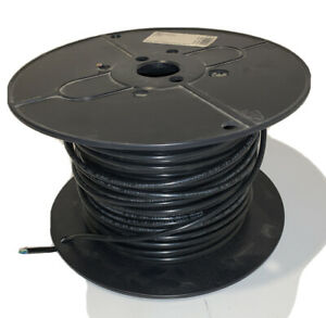 UNDERGROUND LOW ENERGY CIRCUIT CABLE 18/5 Sprinkler Cable Wire - 500 Foot Spool