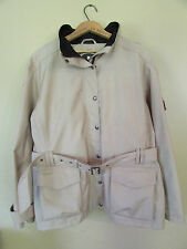Wellensteyn Barbados Women's Extra Large XL Waterproof Hooded Rain Coat Jacket