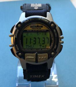 Jocko Willink Mens Timex Ironman Watch. Runs Great. New Battery.